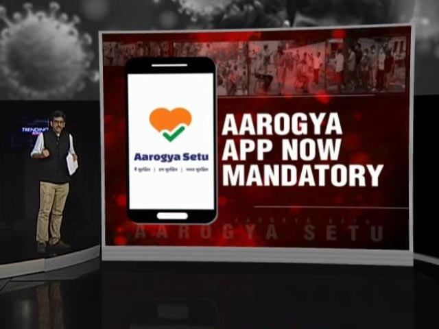 Video: Aarogya Setu App: Security And Surveillance Concerns Valid?