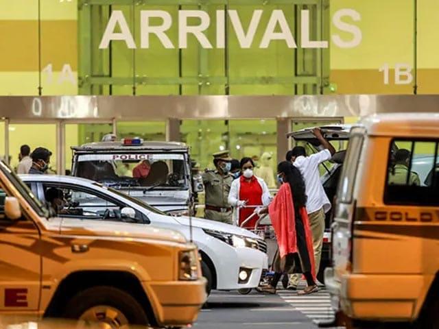Video : 2 Indians Flown Back From Gulf To Kerala Test Coronavirus Positive
