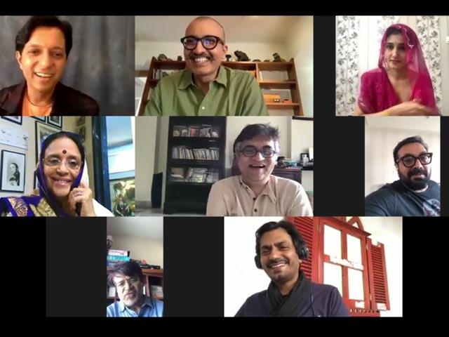Video : Team <i>Ghoomketu<i> Celebrate Nawazuddin Siddiqui's Birthday