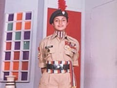 Divyanka Tripathi, In A Throwback State Of Mind, Shares Pics From Her NCC Days