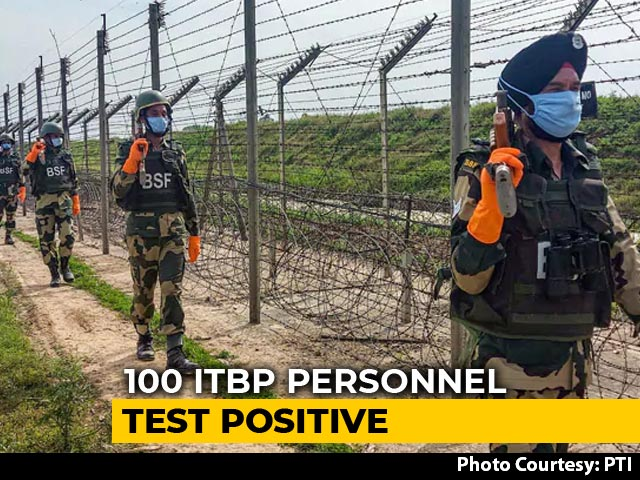 Video : Coronavirus: 30 Border Security Force Personnel Test Positive, Total At 223