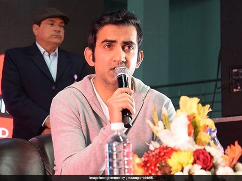 'My Few Fabiflu Strips Causing Shortage?': Gautam Gambhir Defends Offer
