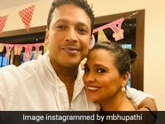 Lara Dutta Expects Husband Mahesh Bhupathi To Emerge As Dancing Peacock Post Lockdown