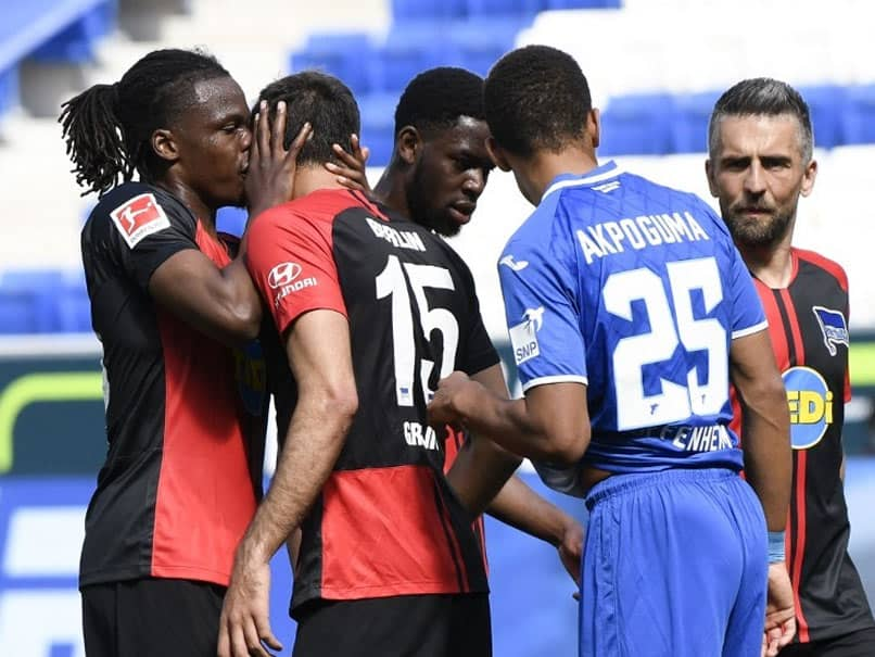 Bundesliga: Players Wont Be Punished For Not Social Distancing While Celebrating
