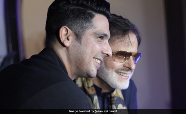 'It Is My Duty To Make A Film For Him': Sanjay Khan On Relaunching Son Zayed In Bollywood