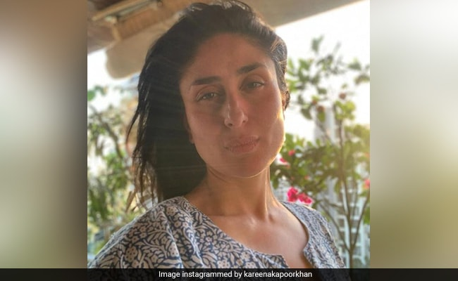 Another Day, Another Post From Kareena Kapoor's 'Kaftan Series'