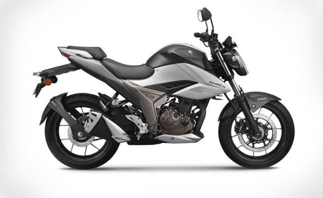 The Suzuki Gixxer 250 motorcycles were launched in 2019
