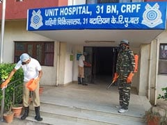 CRPF Battalion In Delhi Becomes New Coronavirus Worry, 122 Cases In Two Weeks