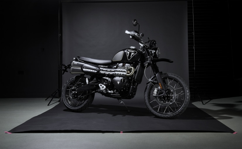 Only 250 units of the Scrambler 1200 Bond edition will be manufactured