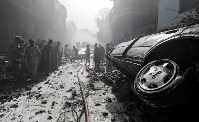 'God Has Been Merciful,' Says Man Who Survived Pakistan Plane Crash