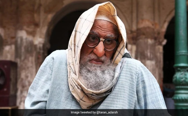 Amitabh Bachchan's Response To Captain Obvious Comment On Fake Nose In Gulabo Sitabo