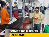 Video : Top News Of The Day: 2 Months After Lockdown, India Flies Again