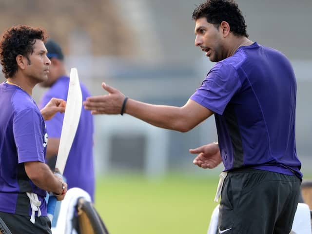 """Time To Break My Record Of 100 In The Kitchen"": Yuvraj Challenges Sachin"