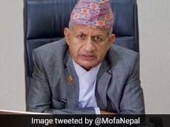 Nepal Foreign Minister Arrives In India, Covid, Border Disputes On Agenda