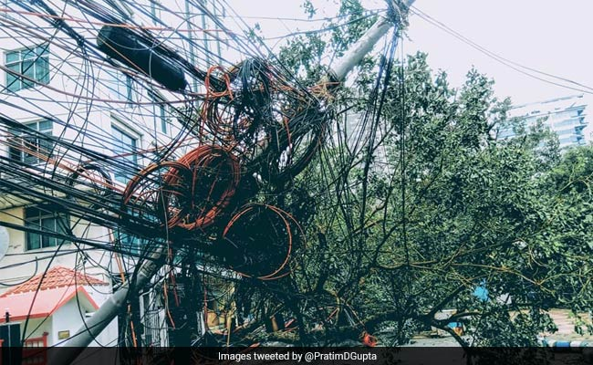 Mob Hampered Restoration Work In Amphan-Hit Areas Of Bengal: Telecom Bodies