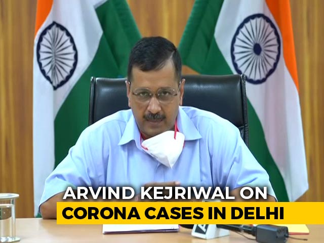 Video : Private Hospitals Told To Reserve 20% Beds For COVID-19 Patients: Arvind Kejriwal