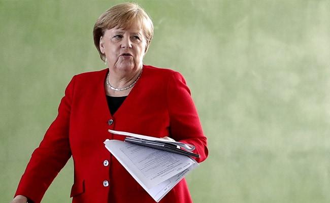 Germany's Merkel says would take AstraZeneca vaccine