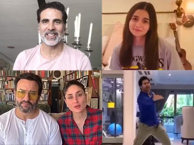 Karan & Zoya Assemble Bollywood & Hollywood Actors For #IForIndia