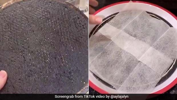 Viral Now: Hilarious TikTok Video Of Failed Attempts To Clean Pizza Pan Strikes A Chord With Millions