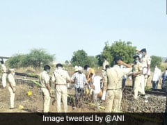 गांव लाये जा रहे हैं औरंगाबाद हादसे में मृत श्रमिकों के शव