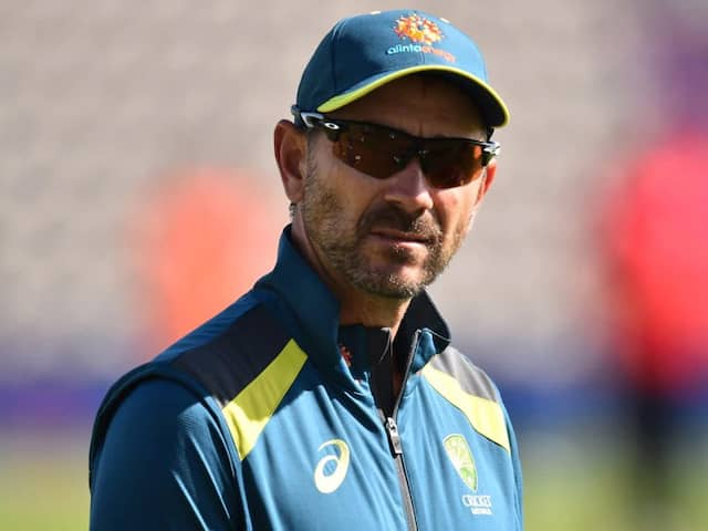 Australia Coach Justin Langer Says Ultimate Goal Is To Beat India In Their Backyard