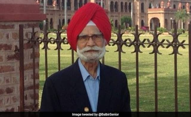 Hockey Legend Balbir Singh Sr Passes Away