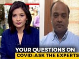 "Video : ""Will Have To Live With Coronavirus Till Next Year"": Expert To NDTV"