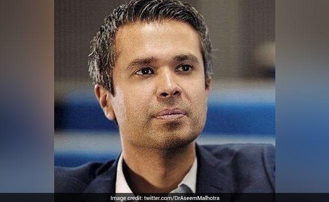 Indian-Origin Doctor Alerts Indians To Poor Diet Link With Virus Deaths