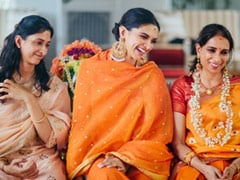 Deepika Padukone Is Celebrating Mother's Day Every Day - One Post At A Time