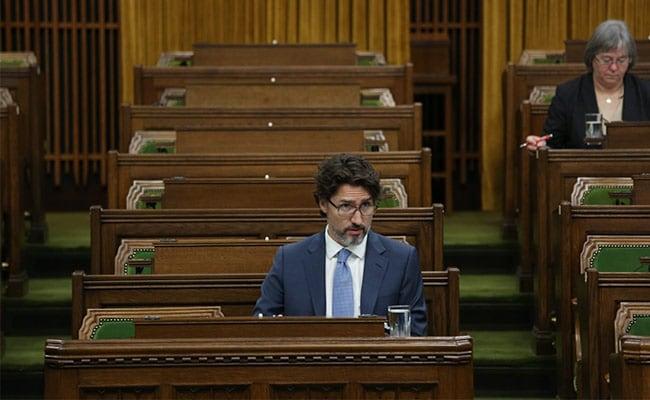 'A Historic Day': Canada's Parliament Goes Virtual Through Coronavirus Pandemic