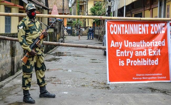 Assam schreibt, um die dringende Verlängerung der Sperrung um zwei weitere Wochen zu zentrieren