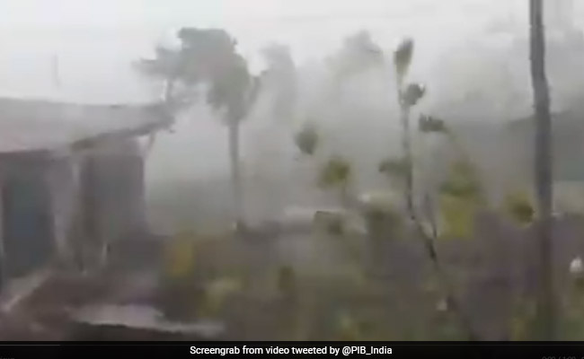 Cyclone Amphan S Fury At Landfall Site In West Bengal