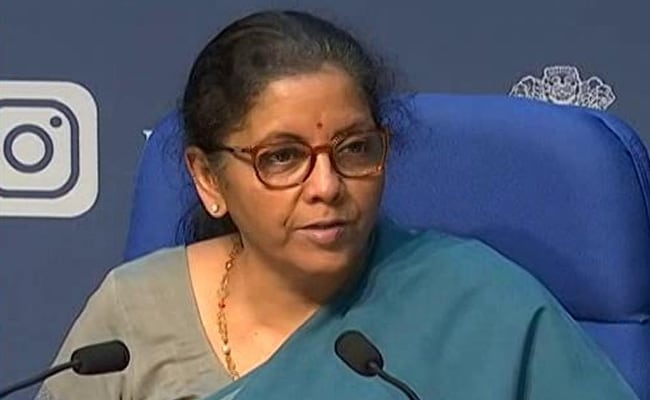 Nirmala Sitharaman's Day 5 Break-Up Of Economic Package: Highlights