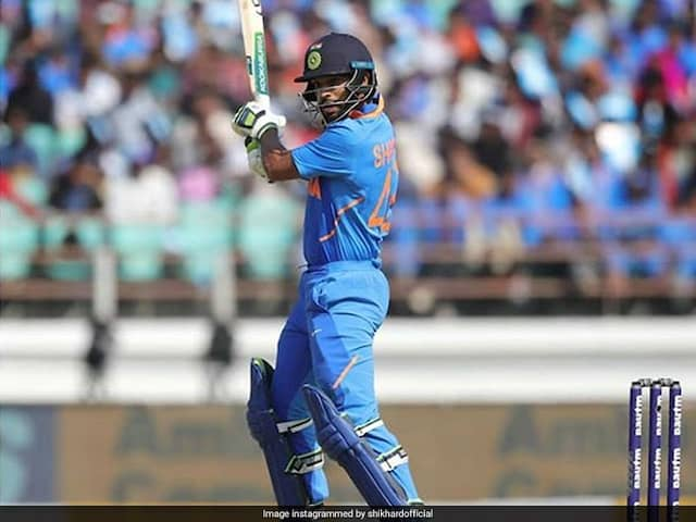 Pakistani Fans keeps taunting at me that I will  get only runs, but...Shikhar Dhawan reveals