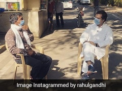 "Rahul Gandhi's Chat With Uber Driver On ""Problems Many Are Facing"""