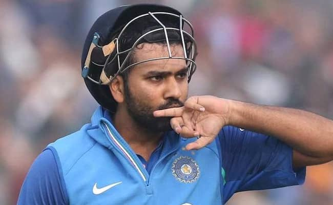 MS Dhoni the man behind Rohit Sharma 1st 200 in ODI watch Video