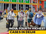Video : Delhi Coronavirus Cases Cross 10,000-Mark, 160 Deaths