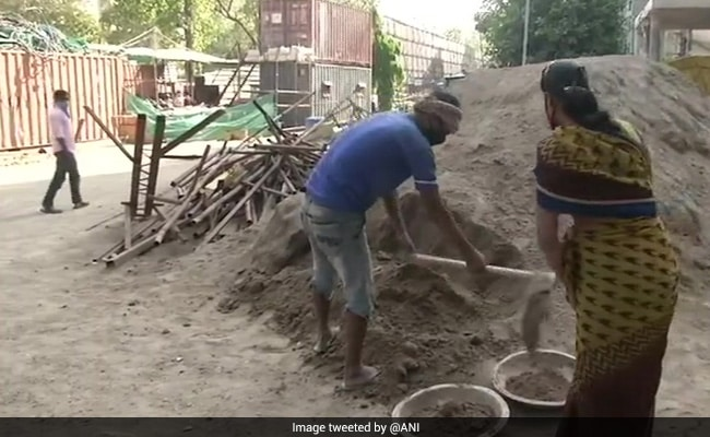6 Delhi Construction Sites Told To Stop Work For Violating Pollution Norms