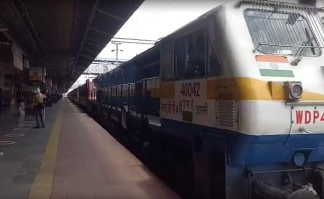महाराष्ट्र से बिहार जा रही श्रमिक स्पेशल ट्रेन में मजदूरों के बीच खाना को लेकर मारपीट, GRP के जवानों को करना पड़ा बीच-बचाव