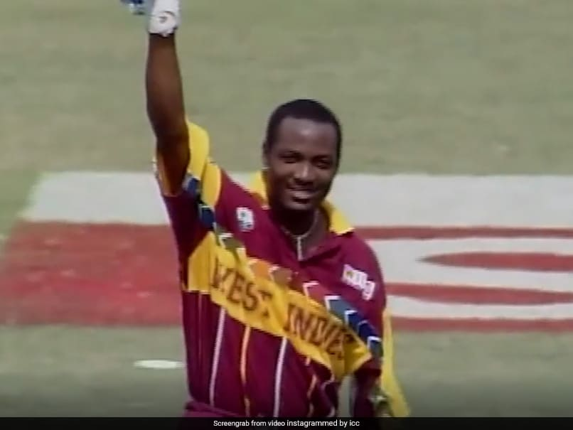 """Brian Lara Birthday: ICC Revisits """"A Classic From The Prince"""", Wishes Pour In On Social Media"""