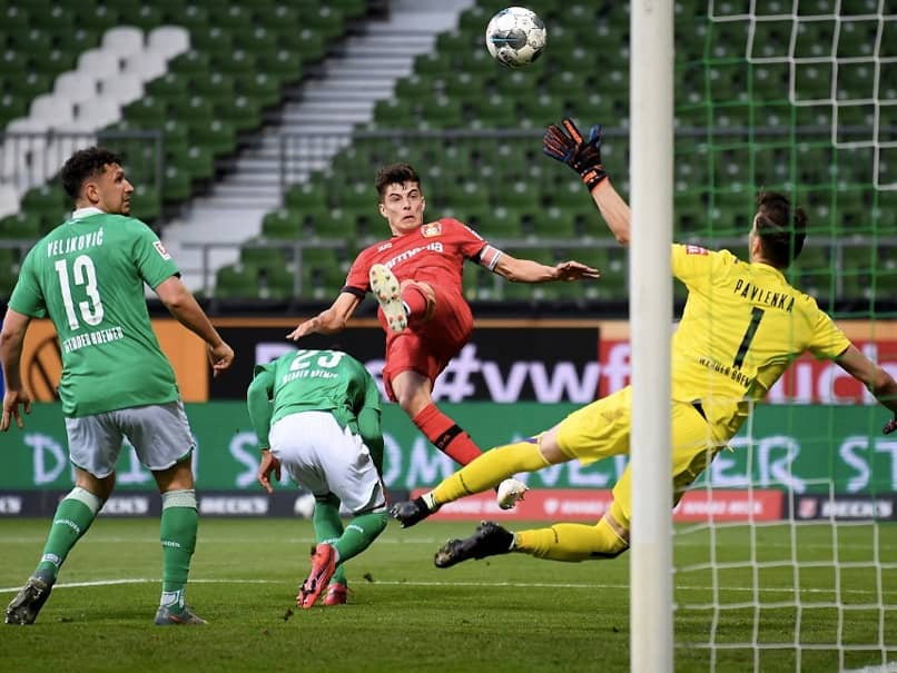 Bundesliga: Kai Havertz Brace Helps Bayer Leverkusen Brush Aside Werder Bremen