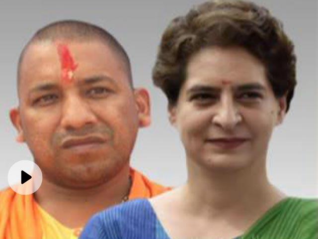 UP की कानून-व्यवस्था पर भड़कीं प्रियंका गांधी- 'जंगलराज है, पुलिस भी सुरक्षित नहीं', कांग्रेस चलाएगी कैंपेन