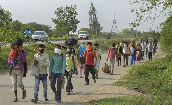 1,041 Migrants, Who Returned To UP, Have Tested COVID Positive So Far