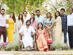 """Best News Of 2020"": Samantha Ruth Prabhu Shares Family Pic From Rana Daggubati And Miheeka Bajaj's Engagement"