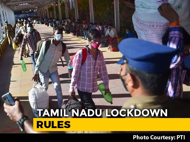 Video : Tamil Nadu Allows Salons To Reopen In Rural Areas From Today Amid Lockdown4