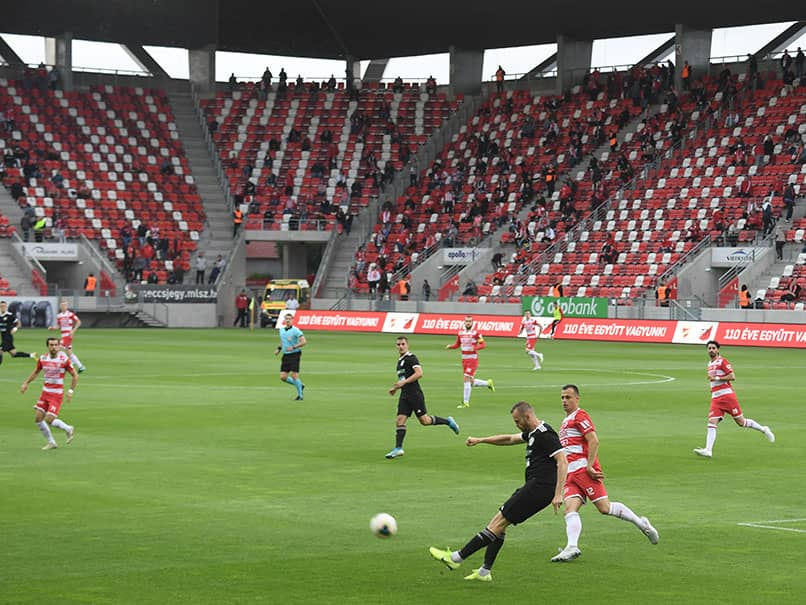Coronavirus: Fans Return To Stadiums In Hungary After Two-Month Break