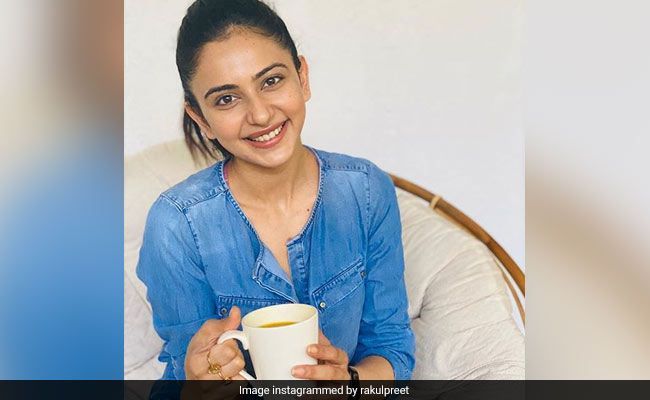 Rakul Preet Singh Opted Not To Ignore KRK's Tweet Asking If She Bought Alcohol. Her Response