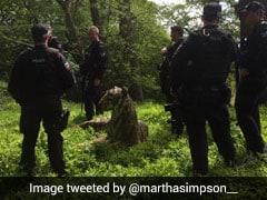 घर के पीछे दिखा शेर तो लोगों ने बुलाई पुलिस, बंदूक लेकर पास पहुंचे तो निकली ये चीज