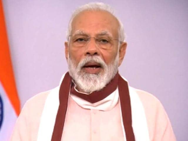 "Video : ""Deeply Saddened By The Loss Of Life"": PM Modi On Pakistan Plane Crash"