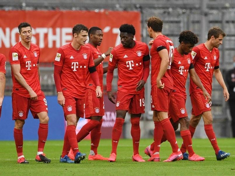 Coronavirus: Bayern Munich Players Accept Salary Cut Until End Of Season